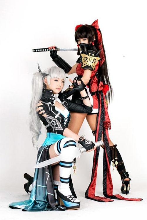 Kiều nữ Miyuko hút hồn với cosplay Cyphers 11