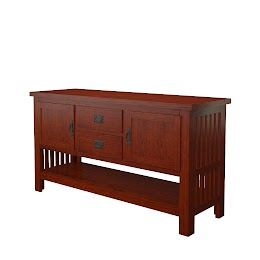 knox mission sideboard
