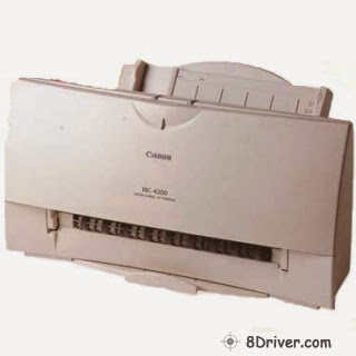 Get Canon BJC4550 Printer driver software and setup