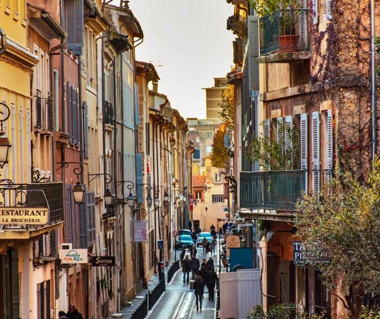 Find a job in Aix-en-Provence