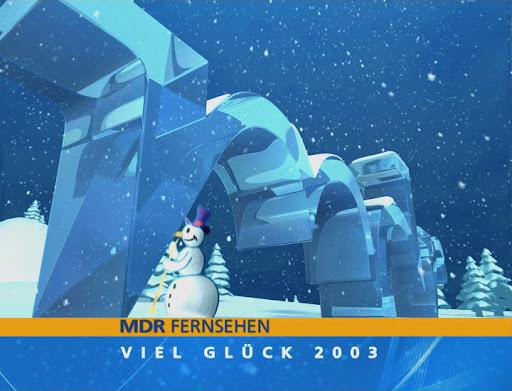 2003 MDR Телевизия заставки