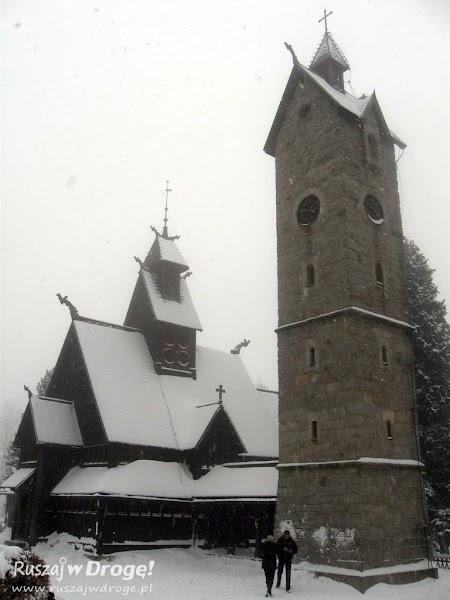 Kościół Wang w Karpaczu
