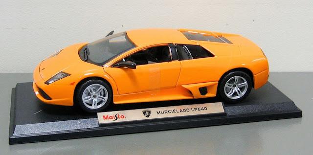 Xe mô hình Lamborghini Murcielago LP640