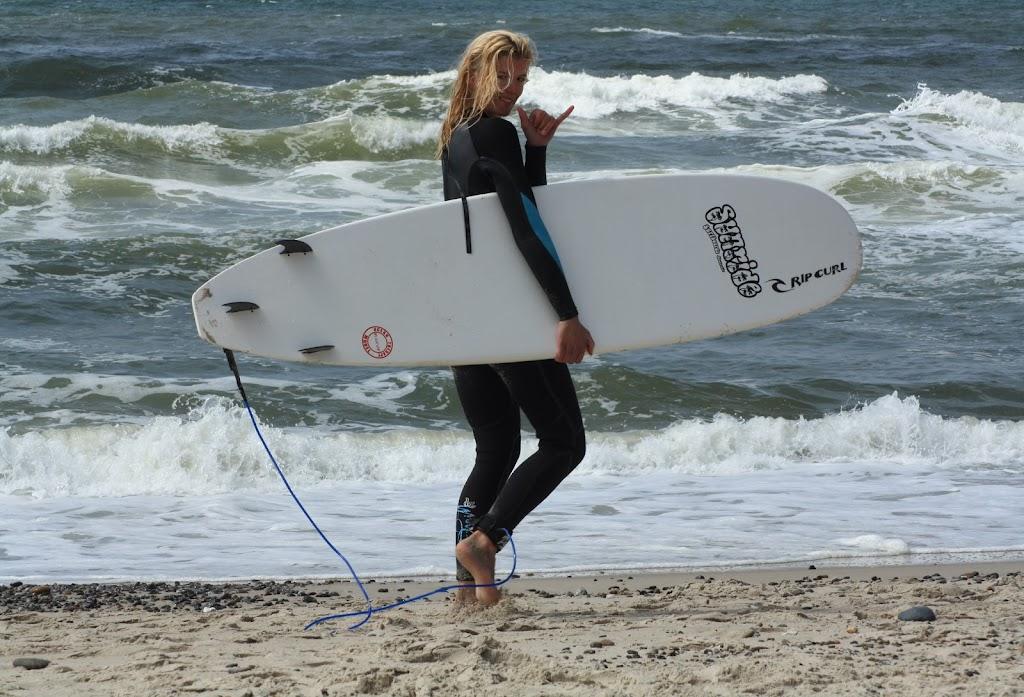 Marieke Meijs Surfboard