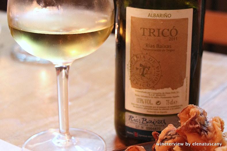 trick, albarino, wine, galizia, rias baixas