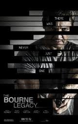 2012 Movie Reviews: The Bourne Legacy