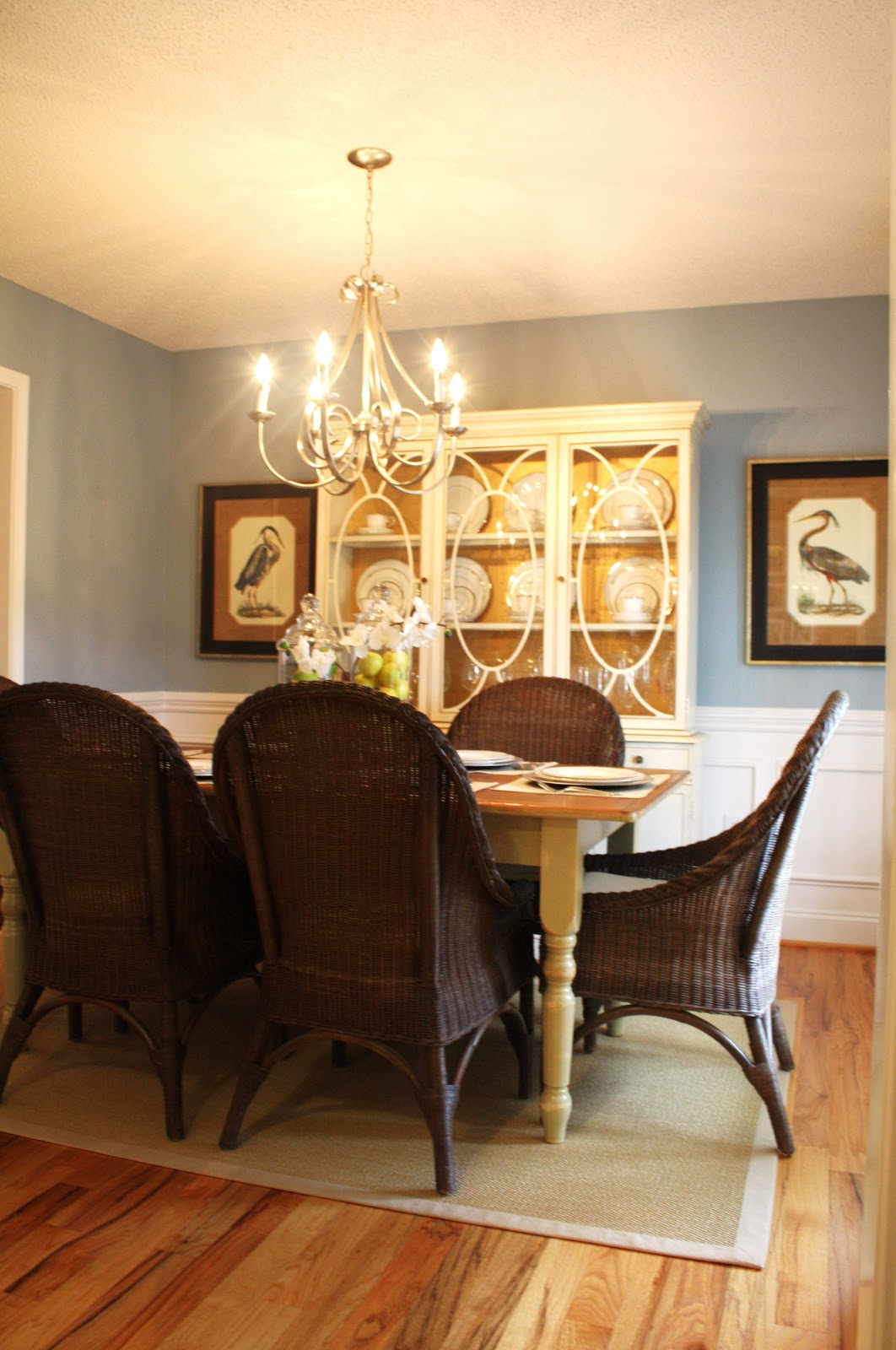 A Client S Bachelor Pad Overhaul The Dining Room Emily