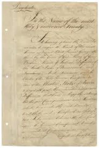 American Revolution The Treaty Of Paris