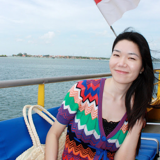 Lishan Huang Photo 3
