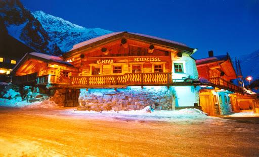 Almbar Hexenkessl, Tieflehn 98, 6481 St. Leonhard im Pitztal, Österreich, Discothek, state Tirol