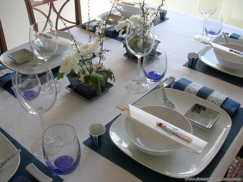 Decoracion de mesas mesa japonesa - Mesas japonesas ...