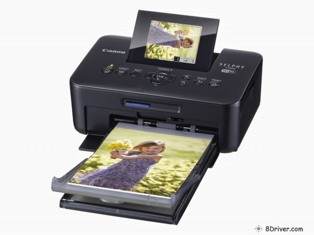 download Canon SELPHY CP900 printer's driver