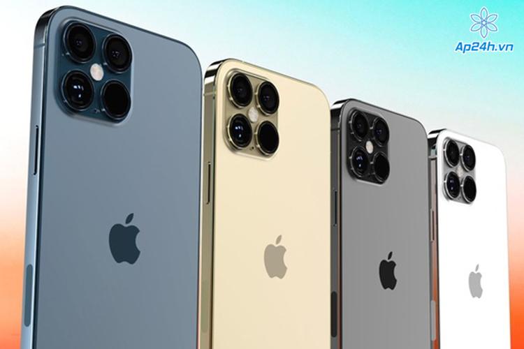 iPhone 13 có thể sẽ sở hữu thiết kế tương tự như iPhone 12