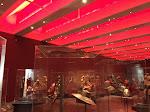 The striking Samurai exhibit at LACMA