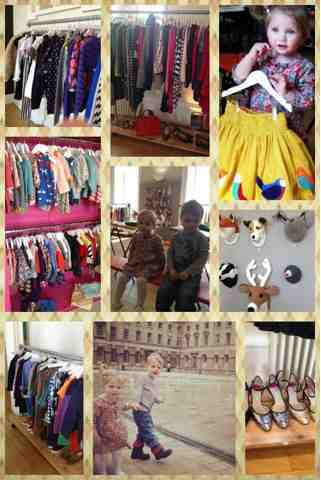 Emma in Bromley - Boden A/W 2013 preview Press Day with Blake and Maegan Clement.