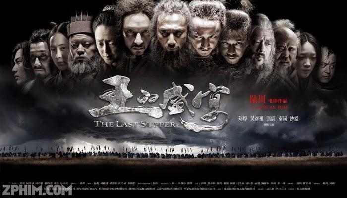 Ảnh trong phim Huyết Yến - The Last Supper 1