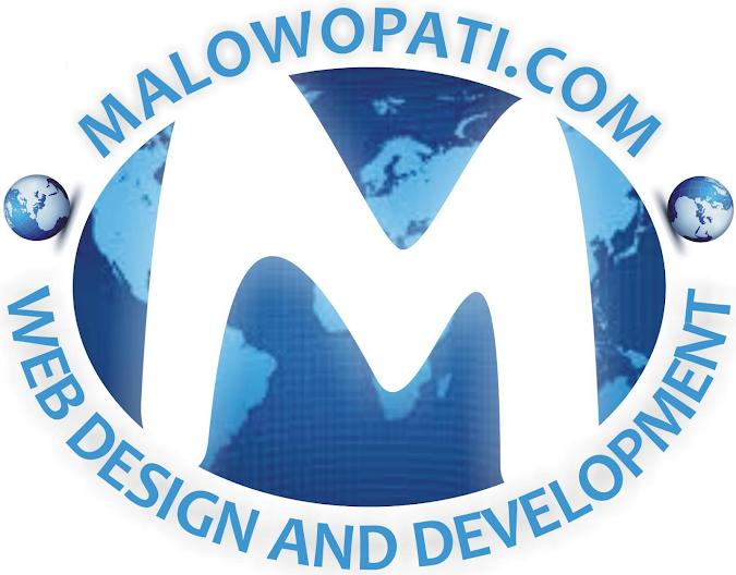 Malowopati Web Design