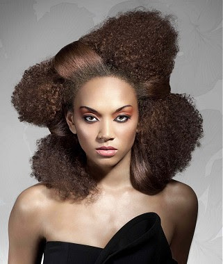 Phenomenal Latest Hairstyles For Curly Natural Hair Best Hairstyles 2017 Hairstyles For Women Draintrainus
