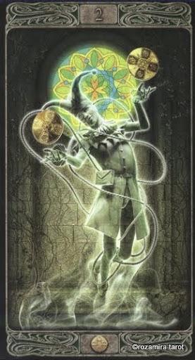Таро Призраков — Ghost Tarot 528_37