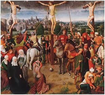 Распятие, Ганс Мемлинг, 1491