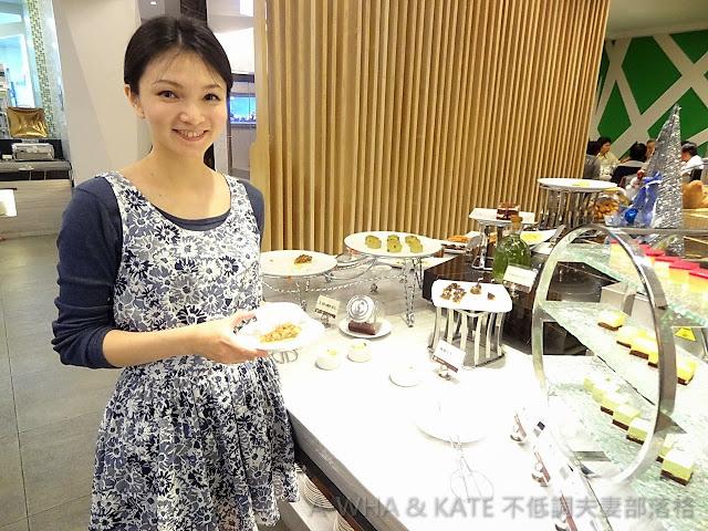 【嘉義雲登渡假會館】雲園餐廳飯店自助餐Buffet分享介紹!【小布妹愛旅行系列】