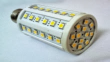 CORN LED lamp, Λάμπα καλαμπόκι με 60 LED 5050