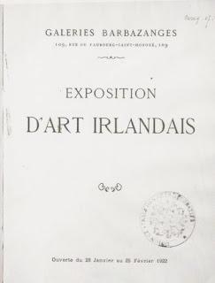 henry 2 exposition d'art irlandais