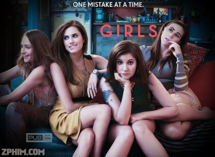 Ảnh trong phim Gái Mỹ - Girls Season 1 1