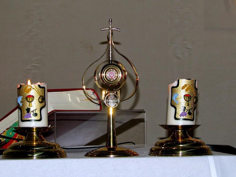 Relikwiarz świętego Jana Pawła II