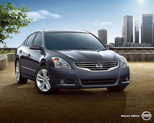 Syaiful Dev 2013 Nissan Altima Black Rims Cool