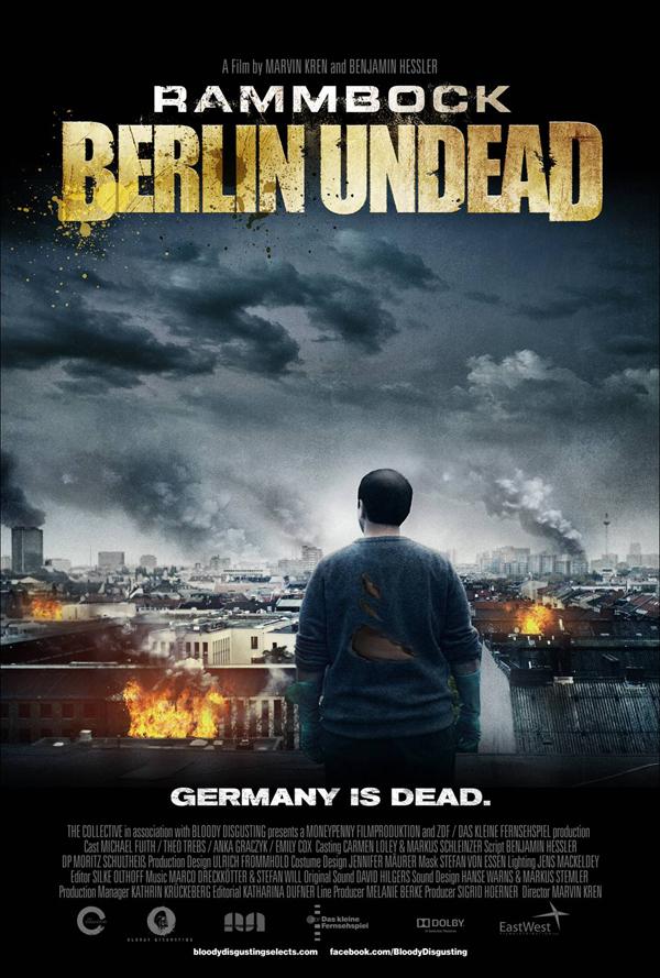 Phim Berlin Đẫm Máu - Rammbock Berlin Undead