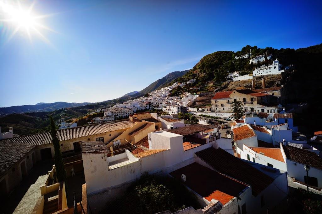 Frigiliana white villages Axarquia Malaga Spain