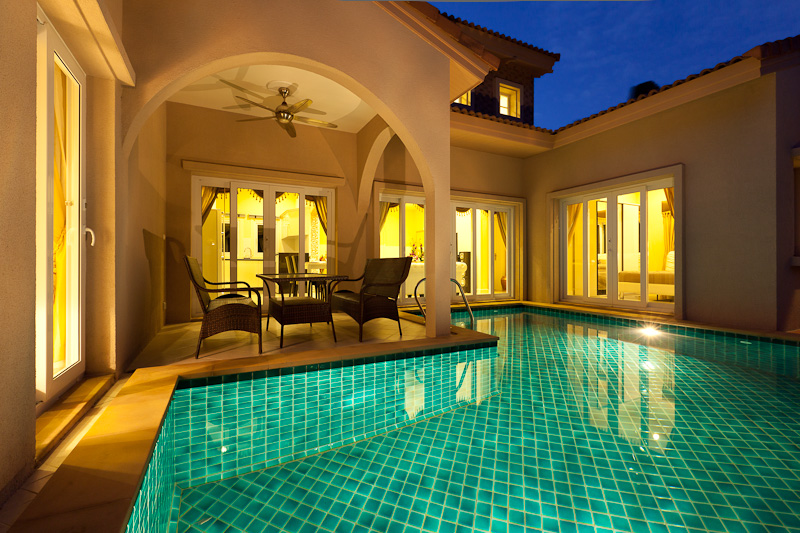 house with swimming pool for sale in jomtien area pattaya - Big Houses With Pools For Sale