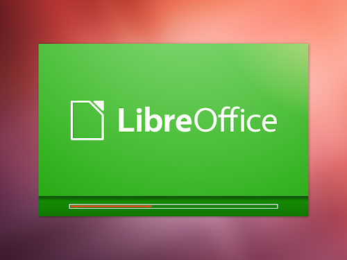 LibreOffice 3.6 - splash screen