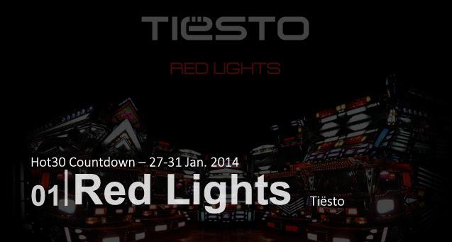 Hot30 Countdown – 27-31 Jan. 2014