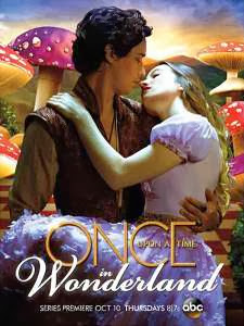 Once Upon a Time in Wonderland 1×01 Online