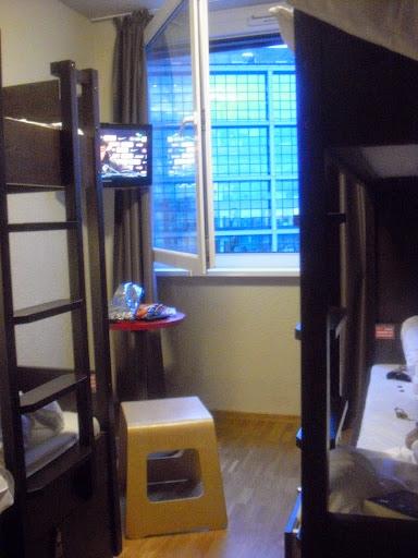Hostel en Berlín