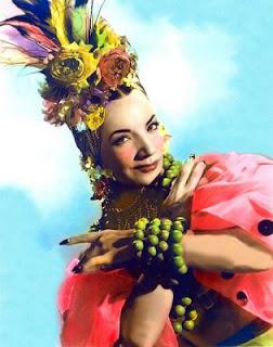 Carmen Miranda não era nem brasileira