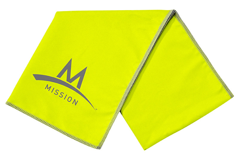 Mission EnduraCool Microfiber Towel