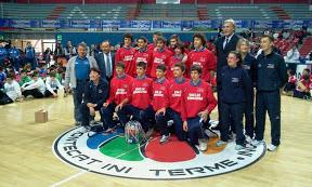 All'Emilia Romagna il trofeo delle Regioni