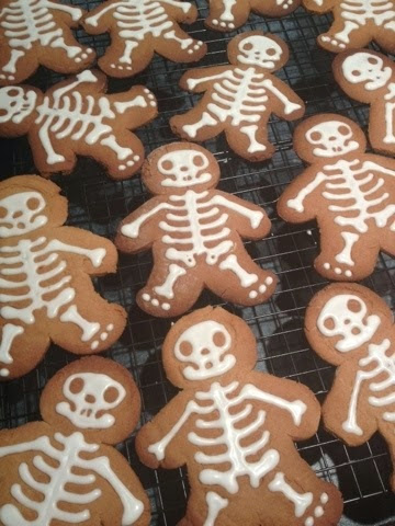 Gingerdead Men - Halloween - Recipes, Ideas and Inspiration