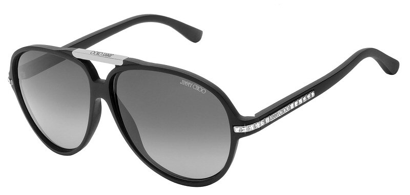 Jimmy Choo aviator Luisa