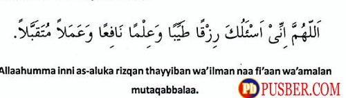 Doa Sholat Subuh Sesuai Tuntunan Al Quran, doa qunut