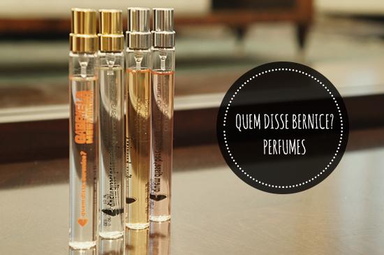 quem disse, berenice? | Perfumes
