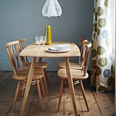 Ercol For John Lewis Dining Table 399 Chairs 179 Each