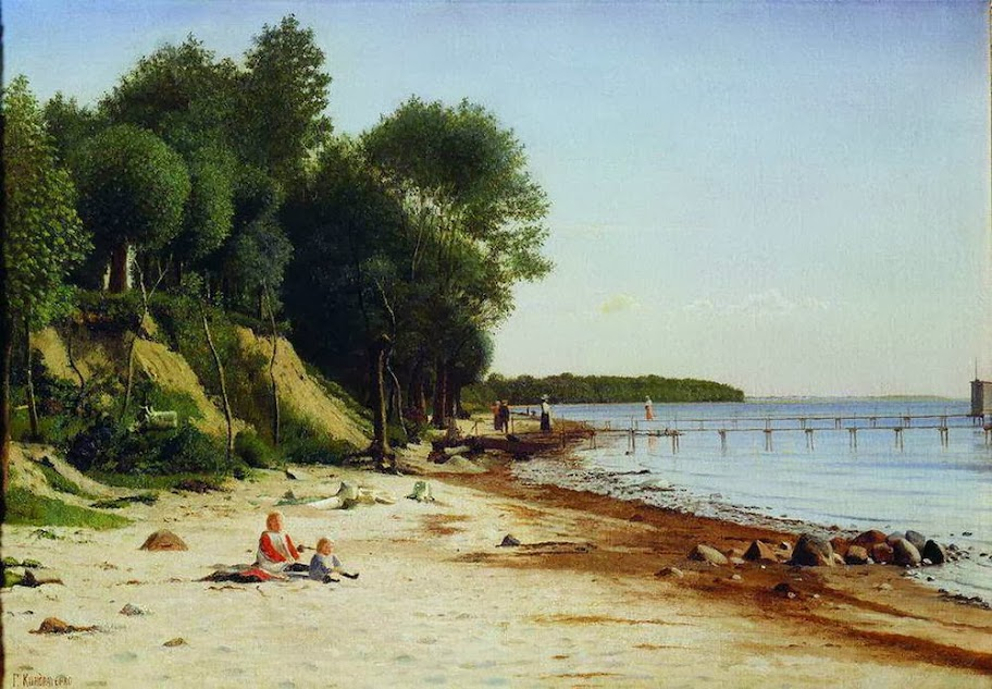 Gavril Kondratenko - Beach