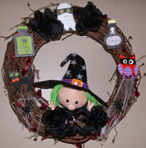 Pagan Blog Project W Is For Wreath
