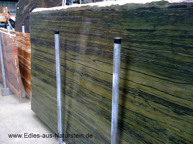 Naturstein tischplatte f r couchtisch esstisch for Wohnzimmertisch aus marmor