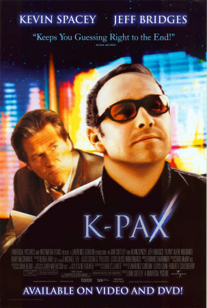 Download - K-Pax – O Caminho da Luz – DVDRip AVI Dual Audio + RMVB Dublado