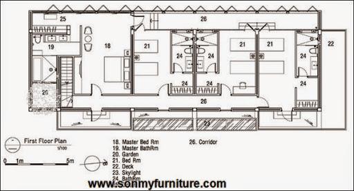 Thiết kế nội thất biệt thư đơn giản và tinh tê_THIET KE NOI THAT-21
